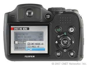 Fujifilm FinePix s700 digital camera - $50 (Waco)