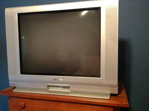 27 SHARP TV FOR SALE - $25 (Waco, TX)