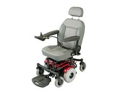 Quickie S-11 electric scooterwheelchair - $500 (Whitney, TX)