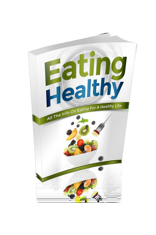 Can Lose a Few Pounds Learn To Eat Healthy - Free Ebook