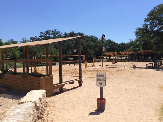 Looking for beach volleyball players south Austin