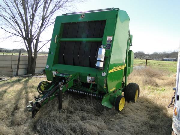 John Deere Equipment-Bank Owned