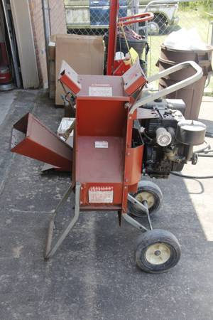 Troy-Bilt Super Tomahawk 8HP ChipperShredder - $600 (Waco, Texas)