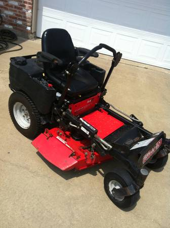 Zero Turn Gravely 34Z Compact Pro Commercial - $3400 (waco)