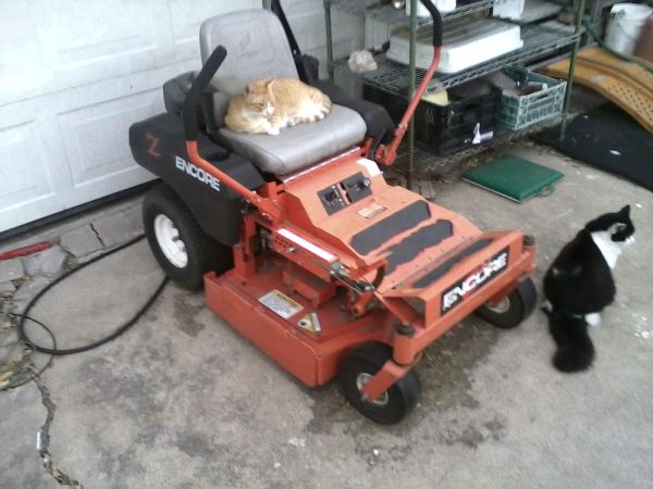 Encore Commercial ZTR Mower Trailer - $2500 (Waco)