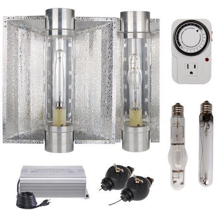 600 W Grow Lights - Metal Halide and High Pressure Sodium - $300 (Waco)
