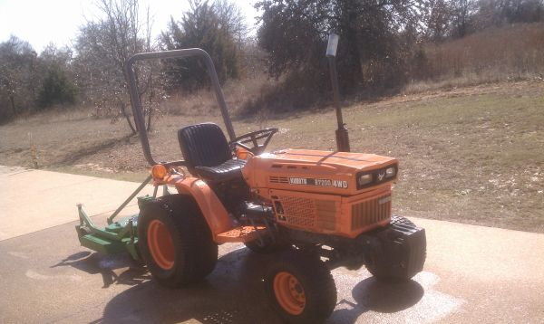 Kubota Tractor Tires And Wheels : Kubota tractor tires and rims for sale