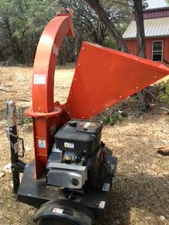 DR Wood Chipper Shredder - $2000 (China Spring)