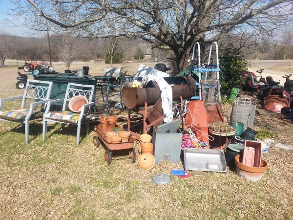 Large Yard Sale (735 Theresa Ln.)