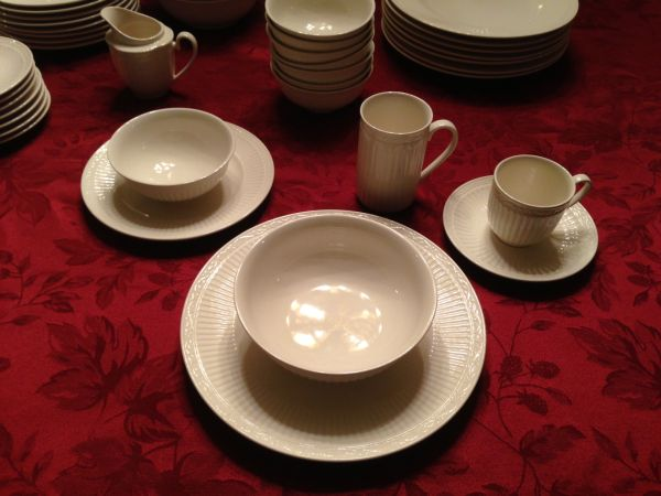 Mikasa Italian Countryside Dishes (Service for 8) - Like New - $250 (Woodway)