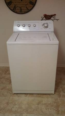 whirlpool washing machine - $175 (waco)