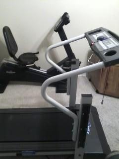 Exercise Bike and Treadmill - $100 (Waco (off of Lake Shore Dr.))