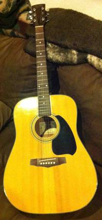 Ibanez Performance Acoustic Guitar - x0024135 (Woodway McGregor)
