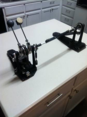 Tama Iron Cobra Double Bass drum pedal - $150 (HewittWaco)