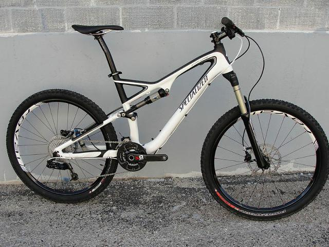 2011 Specialized Stumpjumper FSR Mountain Bike $1500