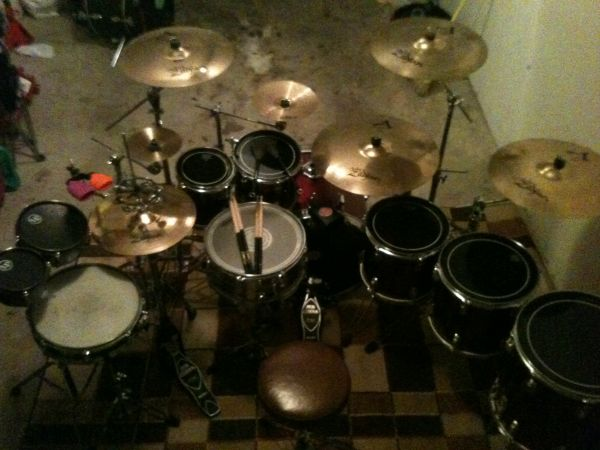7 PIECE MAPEX AND PLUS - $2000 (LEWISVILLE)