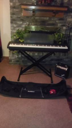 YAMAHA P85 88 Key Digital Piano Package - $700 (Hewitt)