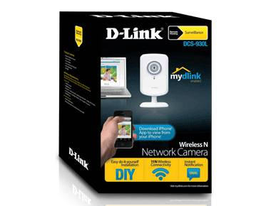 D-Link Wireless Security Cams - $45 (waco)