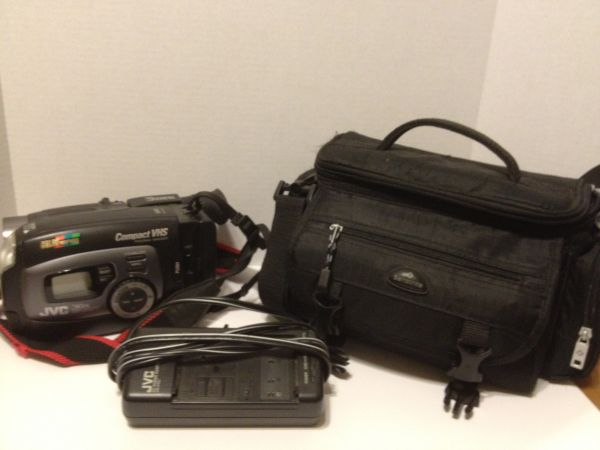 JVC Compact VHS Camcorder - $35 (West)