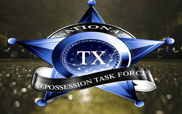 NOW HIRING - REPOSSESSION AGENTS (WACO)