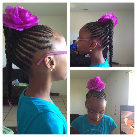 Braids,  installs and quick weaves (Killeen,  tx.)