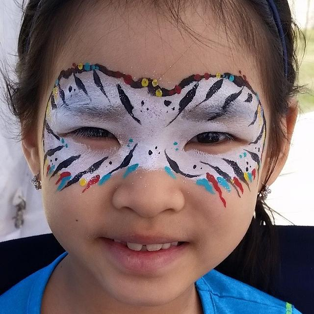 Face Painting Austin and surrounding areas